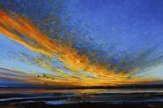 Tay sunset - Kingoodie