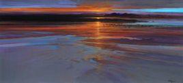 sunset - west coast