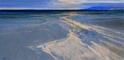 sunset - figment beach