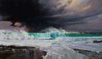 winter seascape