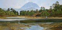 Slioch and Loch Maree - Osprey