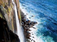 Mealt falls - Skye